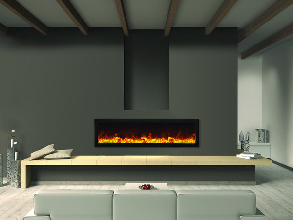 Amantii Panorama Indoor/Outdoor Electric Fireplace