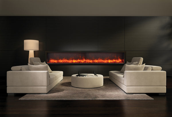Amantii Panorama Series BI88-DEEP Electric Fireplace