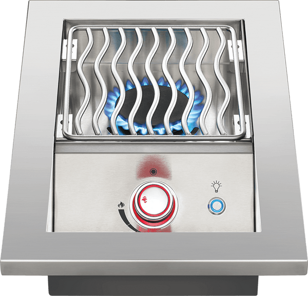 "Napoleon Built-In 700 Series 10"" Single Range Drop-In Burner - Natural Gas 