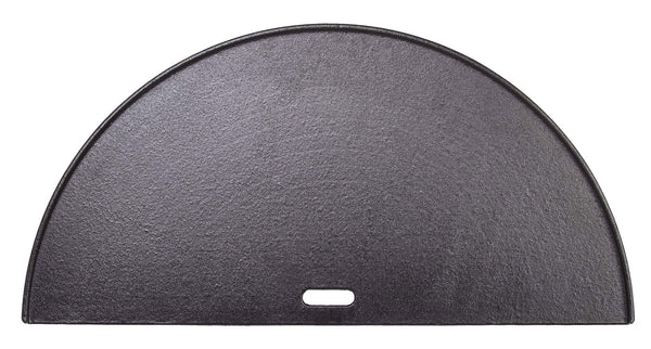 Kamado Joe Half Moon Cast Iron Reversible Griddle