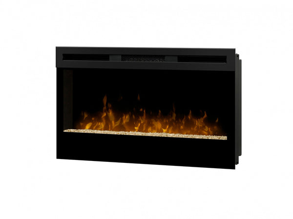 DIMPLEX BLF34 WICKSON WALLMOUNT ELECTRIC FIREPLACE