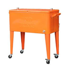 Brander Party Starter Cooler - Orange