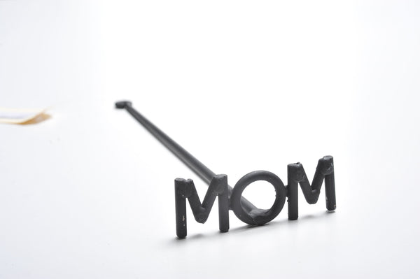 Buffalo Trading MOM Steak Branding Iron