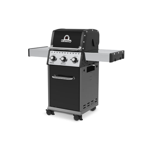 Start grilling this summer with the Broil King Baron 320 Special Edition - Natural Gas | Barbecues Galore: Burlington, Oakville, Etobicoke & Calgary