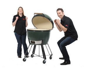 Big Green Egg Extra Large Egg - AXLHD | Let Barbecues Galore help you fire up the charcoal grill this summer.  Check out any of our 5 locations: Burlington, Oakville, Etobicoke & Calgary