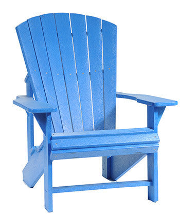 CRP Adirondack Chair - Blue ...  sc 1 st  Barbecues Galore & CRP Adirondack Chairs