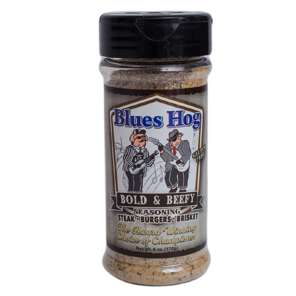 Blues Hog seasonings are gluten free and award-winning. Crisp up any cook and pile on the flavour with even the smallest of these powerful seasonings. Shop our unique collection of local and flavourful sauces and rubs at Barbecues Galore in Toronto, Oakville, Burlington and Calgary.