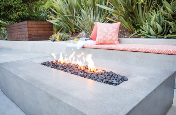 Brown Jordan Flo Fire Table | Barbecues Galore