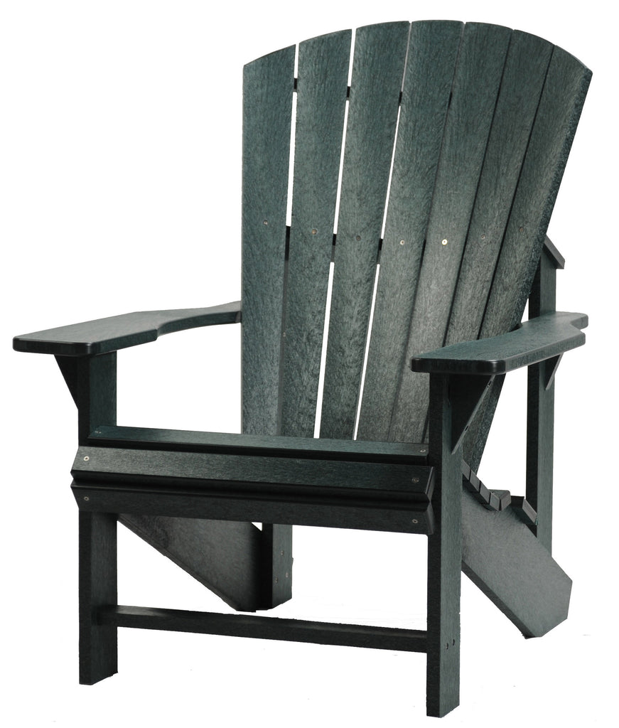 Adirondack Chairs. Crp Adirondack Chair   Green Chairs
