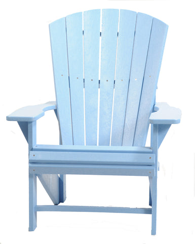 CRP Adirondack Chair - Sky Blue