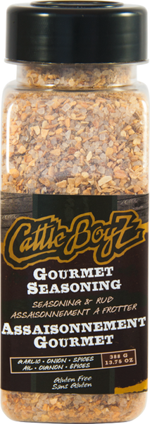 Cattleboyz Gourmet Seasoning & Rub