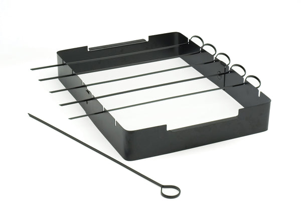 Charcoal Companion Kabob Rack
