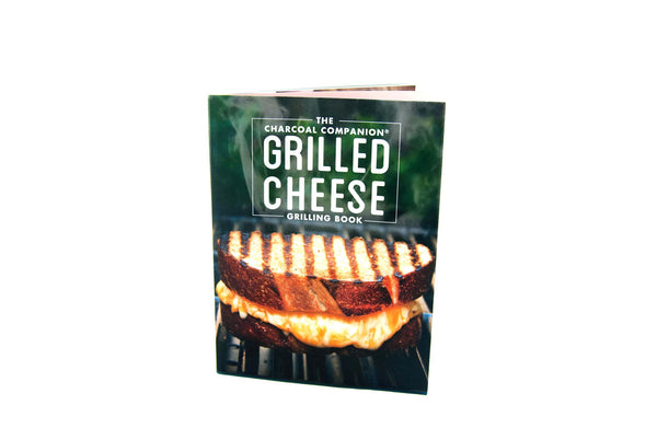 CC3134 Charcoal Companion Grilled Cheese Cookbook