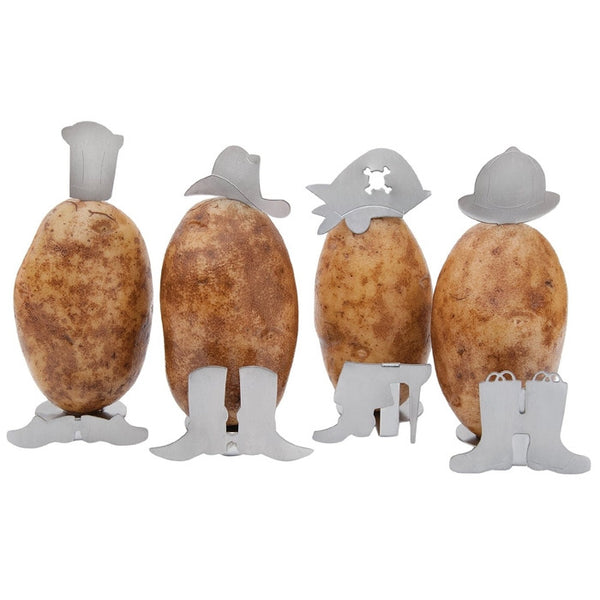 Charcoal Companion Potato People - CC5118 | Barbecues Galore