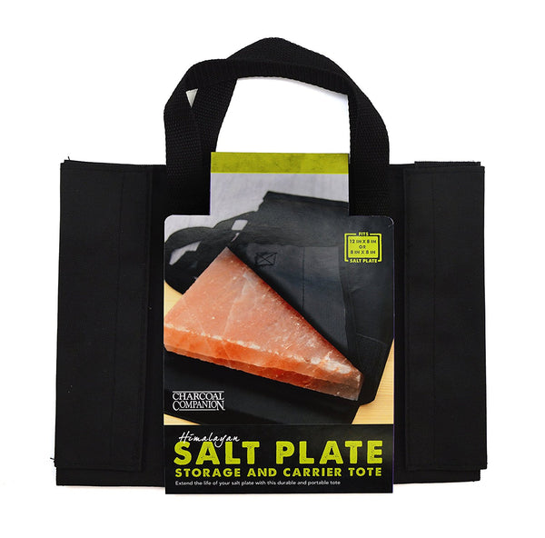 Charcoal Companion Salt Block Carrier Tote