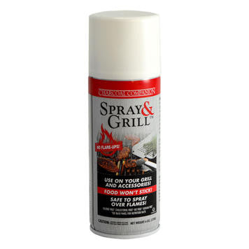 Charcoal Companion Spray & Grill Grilling Spray