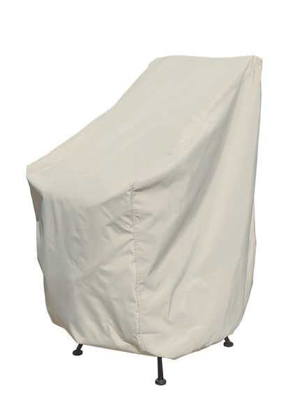 CP111 - Treasure Garden Cover For Stack of Chairs or Bar Stool. More bbq and patio accessories are ready for you at Barbecues Galore in Burlington, Oakville, Toronto and Calgary.