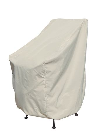 CP111 - Treasure Garden Cover For Stack of Chairs or Bar Stool