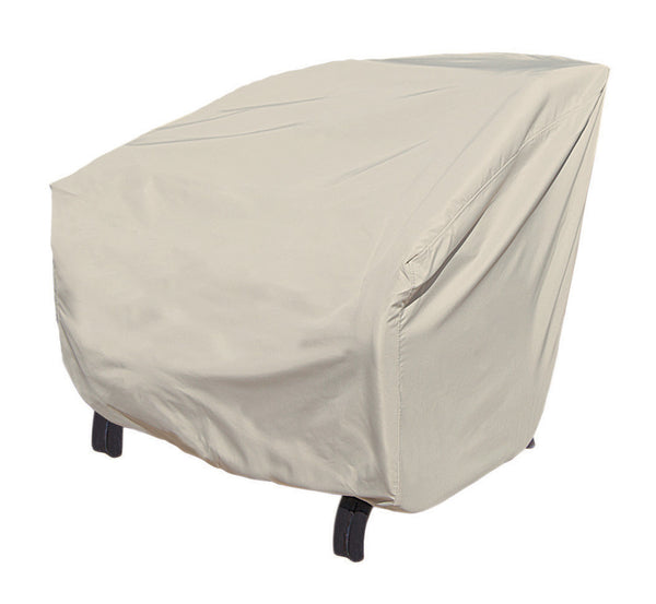 Treasure Garden Lounge Chair Cover - Extra Large available at Barbecues Galore in Burlington, Toronto, Oakville and Calgary, Alberta,.