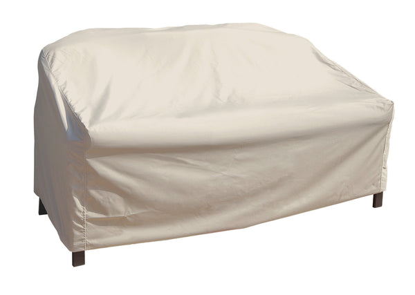 Treasure Garden Extra Large Loveseat Cover - CP242 | Barbecues Galore Burlington, Oakville and Toronto. Also located in Calgary, Alberta. Stop by for all of your patio, cover, bbq and accessory needs.