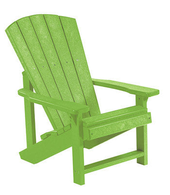CRP Adirondack Chair - Kiwi Green