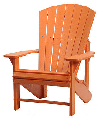 CRP Adirondack Chair - Orange