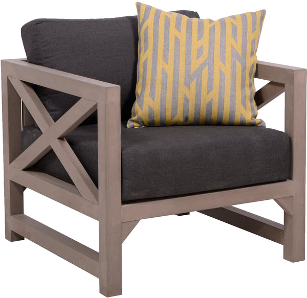 Cabana Coast Kensington Deep Seating Club Chair