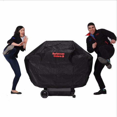 "Montana REV58 58"" Reversible Barbecue Cover 