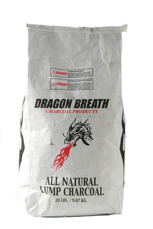 Dragon Breath Lump Charcoal