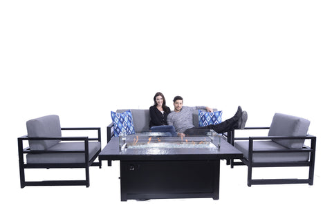 Keoma Deep Seating Patio Set | Barbecues Galore