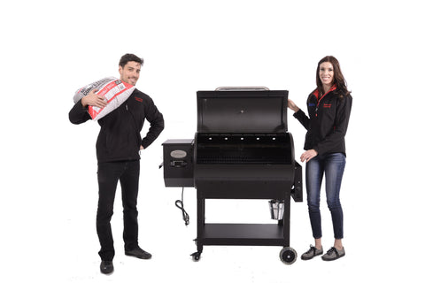Louisiana Grills LG900 Pellet Smoker | Barbecues Galore
