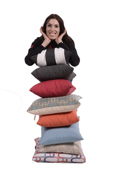 Plank & Hide Toss Pillows