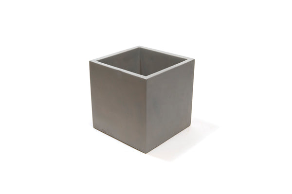 So Square Concrete Pot