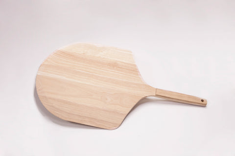 Brander Traditional Wooden Pizza Peel