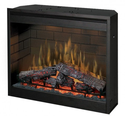 Terrific Dimplex Df3015 30 Self Trimming Electric Fireplace Insert Beutiful Home Inspiration Xortanetmahrainfo