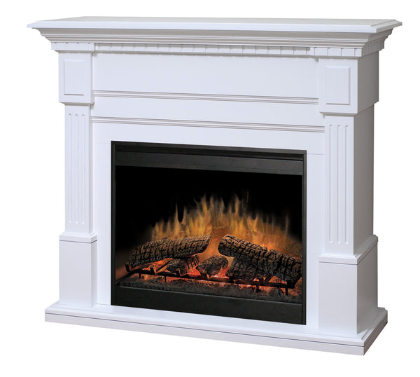 Dimplex Essex Electric Fireplace With Mantel
