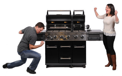 Broil King Imperial XL Natural Gas BBQ - 957787 | Barbecues Galore