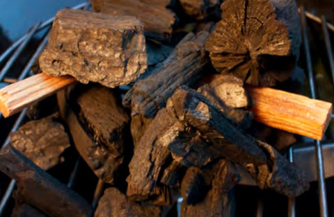 Fatwood All-Natural Firelighter Sticks used in Charcoal Barbecue | Barbecues Galore