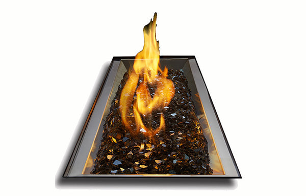 Napoleon Patio Flame Rectangular DIY Firepit Burner Kit
