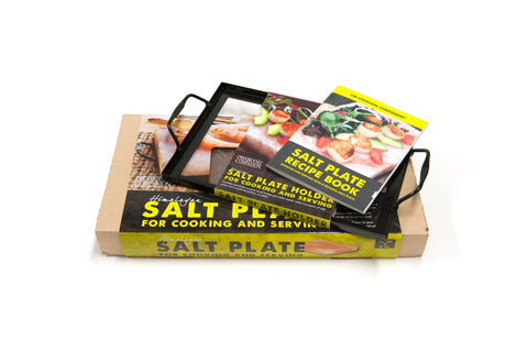Himalayan Salt Block Gift Basket | Grilling Gifts - Barbecues Galore