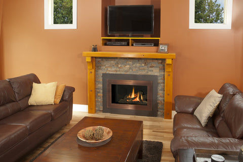 Valor H4 Series Gas Fireplace