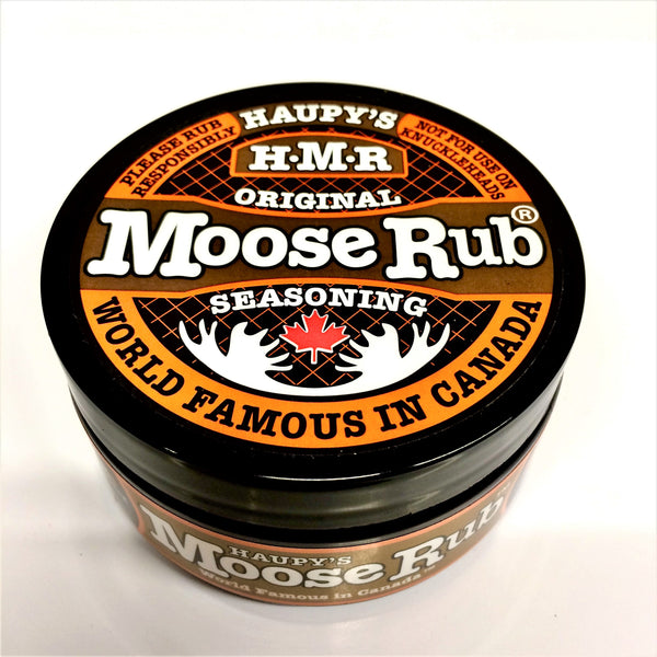 Haupy's Moose Rub Barbecue Seasoning