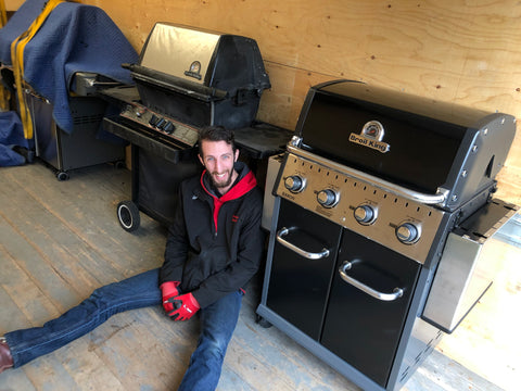 Broil King Baron 420 Special Edition - Propane | Barbecues Galore: Burlington, Oakville, Etobicoke & Calgary.  Your perfect grill for some summer grilling!