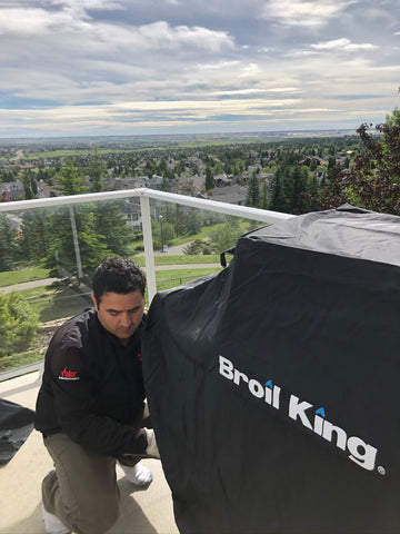 Broil King 76 Inch Heavy Duty Cover