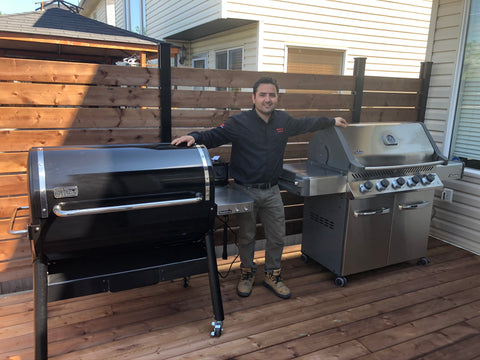 Barbecues Galore sells top brand bbqs from Napoleon , Weber and Broil King. Check out our selection of grills at any of our five store locations across Canada. We are located in Ontario and Calgary.