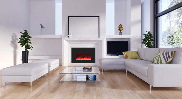 "Amantii 26"" Electric Fireplace Insert"