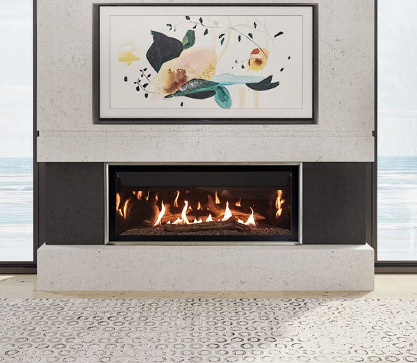 Napoleon Ambiance Illusion 47 Linear Gas Fireplace