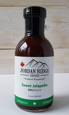 Jordan Ridge Sweet Jalapeno Dip and Grill