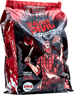 Jealous Devil Lump Charcoal