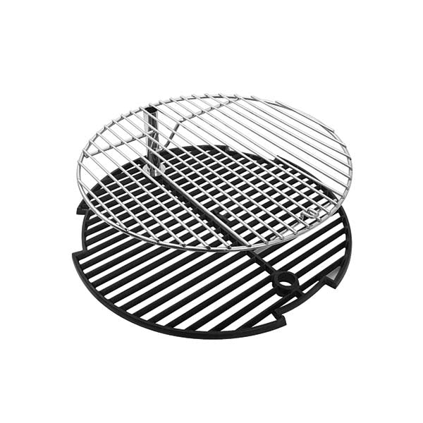 Broil King Keg Premium Cooking Grate Set | Barbecues Galore: Burlington, Oakville, Etobicoke & Calgary
